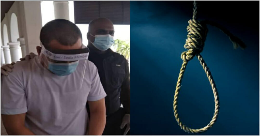 Personal Bodyguard Sentenced To Death For Killing Employer & Two Others in Penang