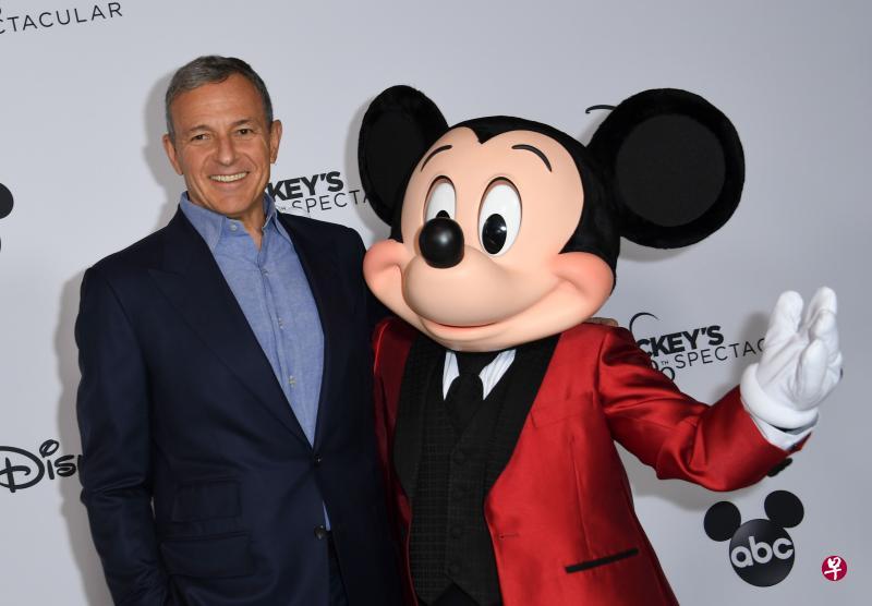 拜登据报考虑由迪士尼高管任驻华大使
