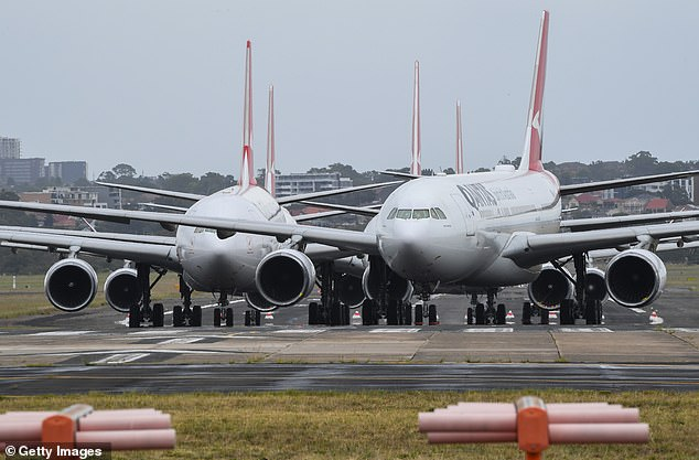 'It's not like riding a bike': Airline safety concerns over planes being reactivated after storage during pandemic, as experts warn 'people returning to work are quite rusty'