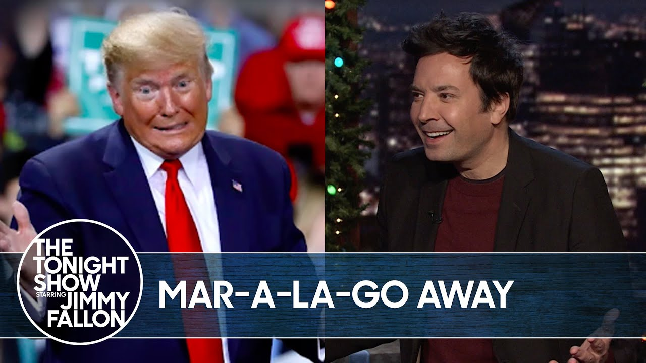 Trump Rejected by Mar-a-Lago Neighbors | The Tonight Show