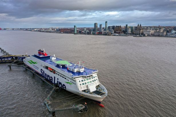 Hundreds of passengers trapped on ferry overnight after crew test positive for Covid-19