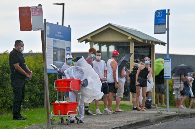 悉尼北部沙滩爆疫 ‧ 澳洲收紧边境管控