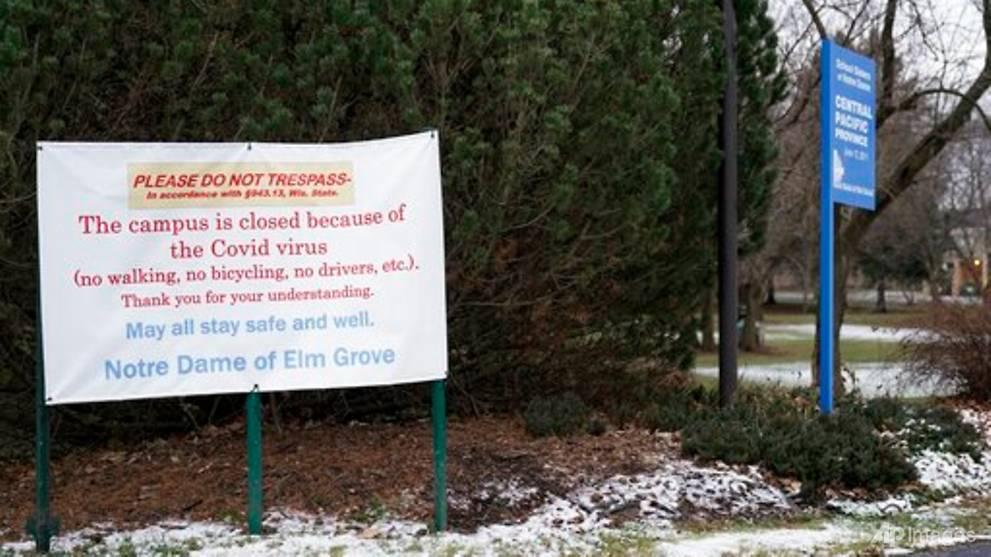 8 nuns die of COVID-19 in last week at Wisconsin convent