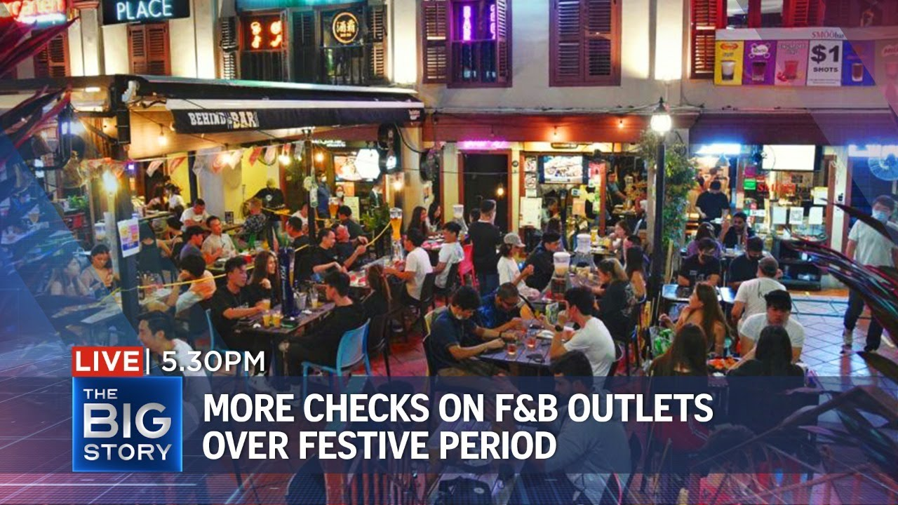 More checks on F&B outlets over X'mas; missing teen allegedly killed by schoolmates   THE BIG STORY