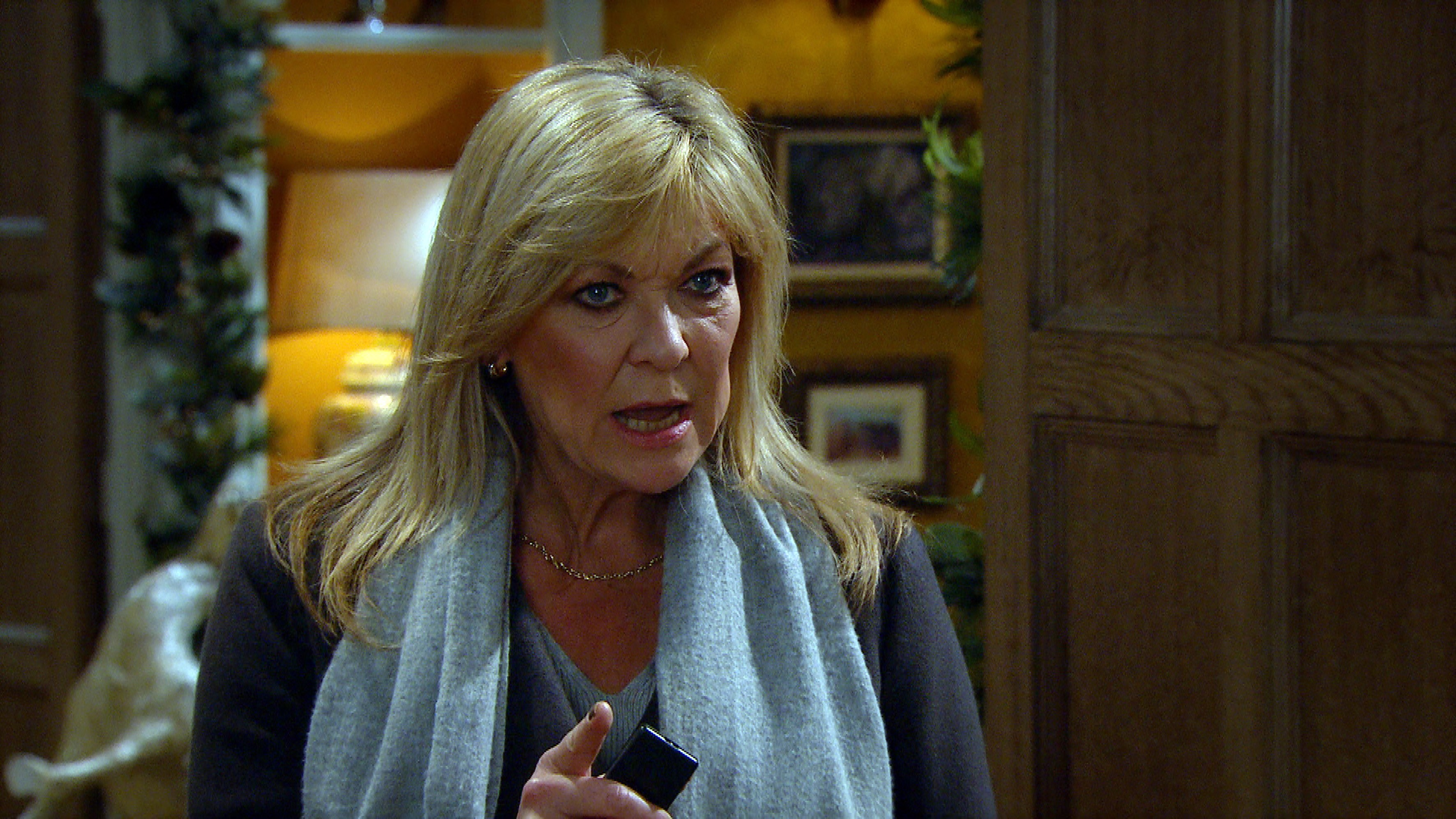 Emmerdale spoilers: Kim Tate returns tonight – and is left furious