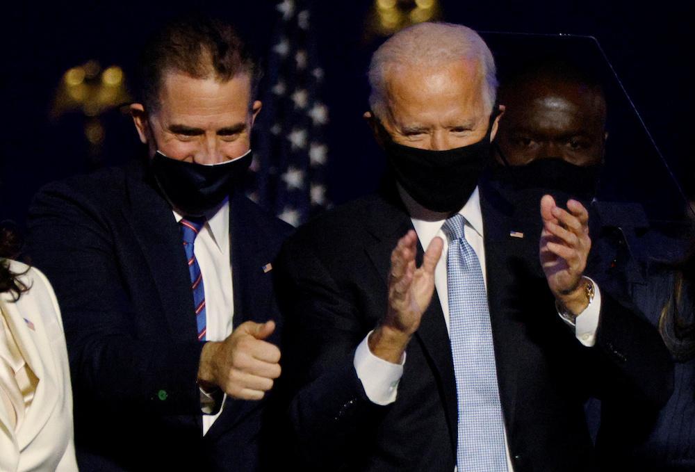Hunter Biden admits Ukraine firm saw his name as 'gold'