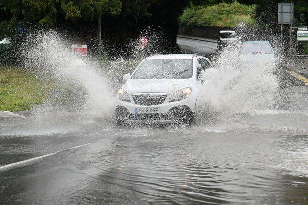 UK weather: Torrential rain set to batter UK as Met Office issues danger to life warning