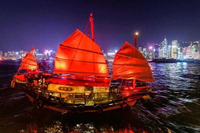 New virus restrictions threaten Hong Kong's last true junk boat