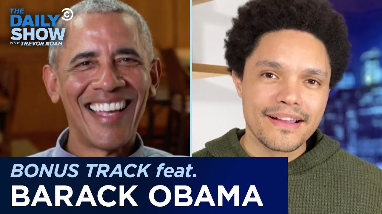 Bonus Track feat. President Obama   The Daily Social Distancing Show
