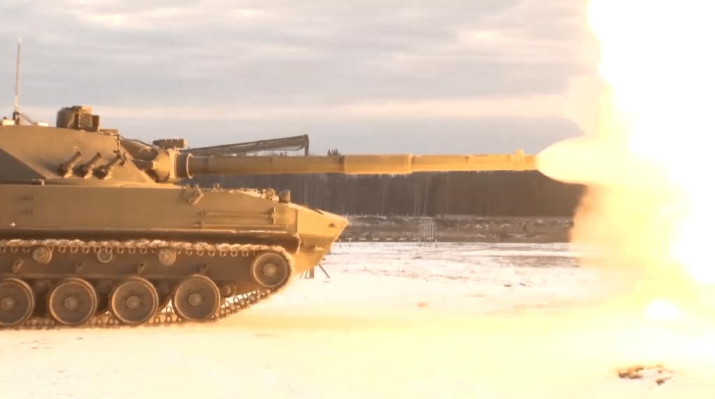 """轻到可以浮在水上:俄罗斯""""新轻坦""""成功通过海上航行测试"""