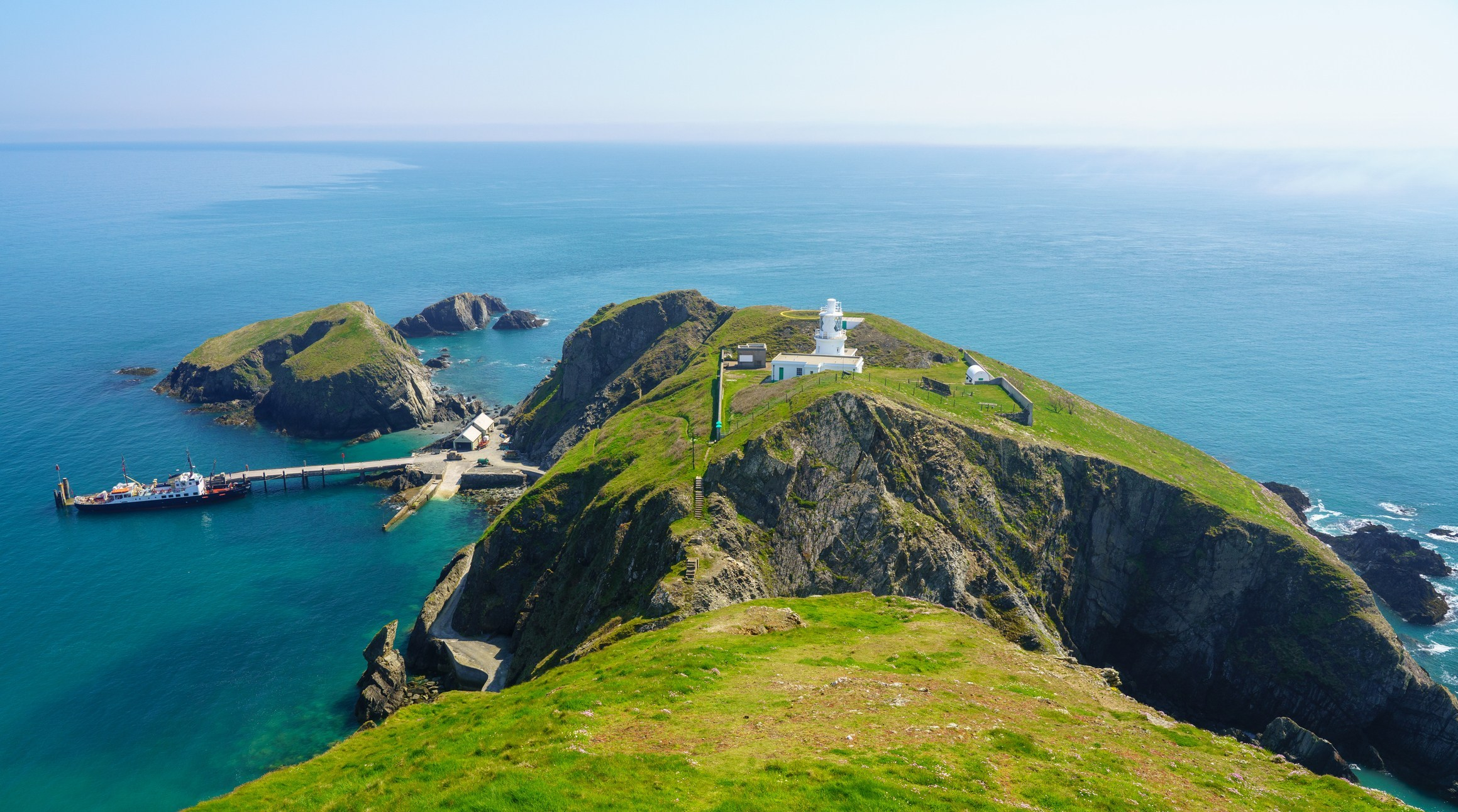 You can now escape tiers and lockdowns by applying for a job on this Covid-free island off the UK coast