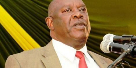肯尼亚一郡长因感染新冠去世 终年74岁