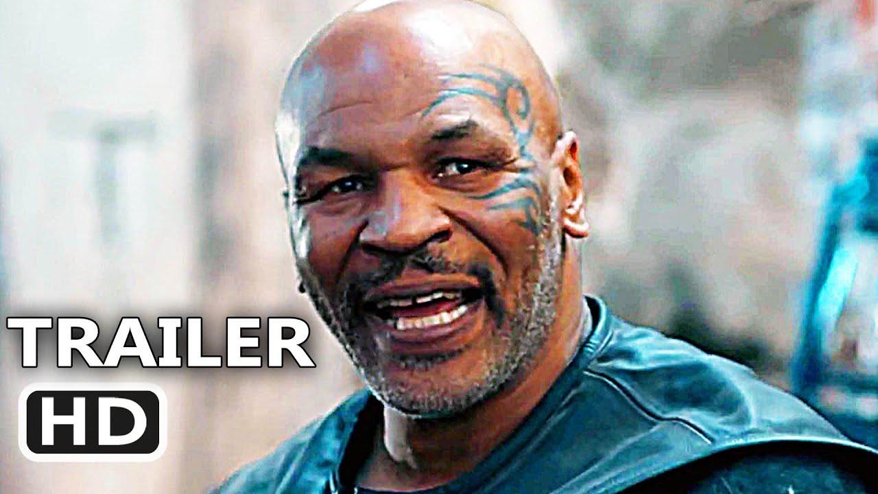 DESERT STRIKE Trailer (2021) Mike Tyson, The Mountain, Action Movie