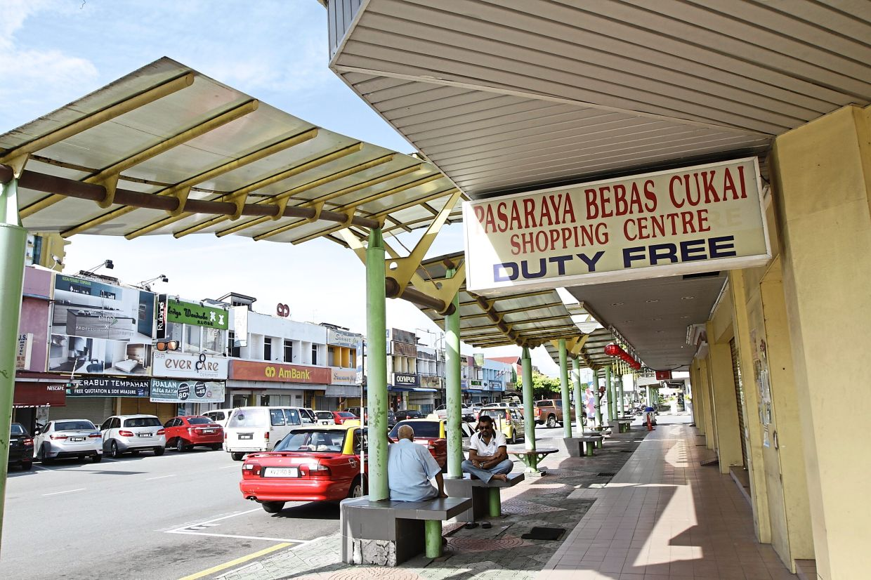 'Move likely to affect duty-free shops more than tourism industry'