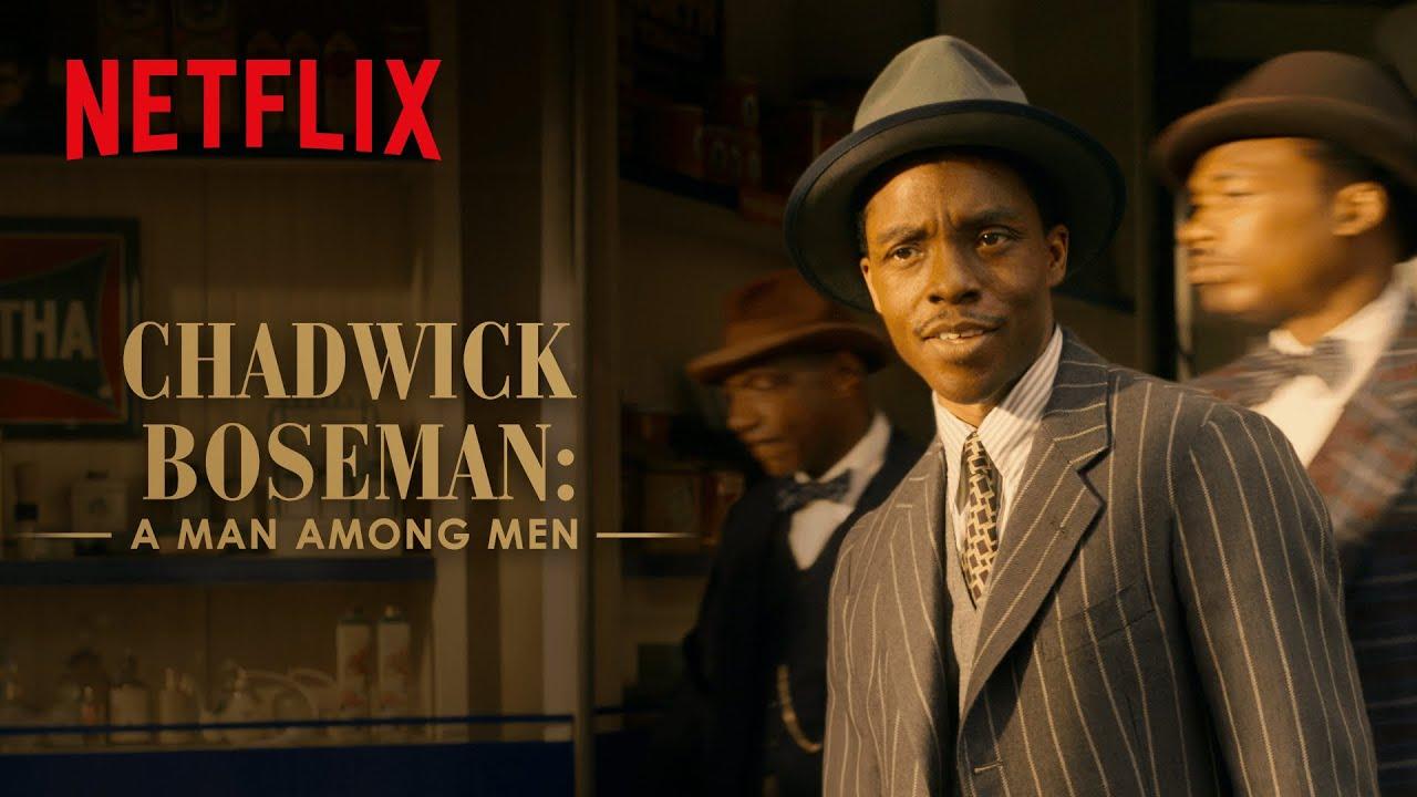 Chadwick Boseman: A Man Among Men | Ma Rainey's Black Bottom | Netflix