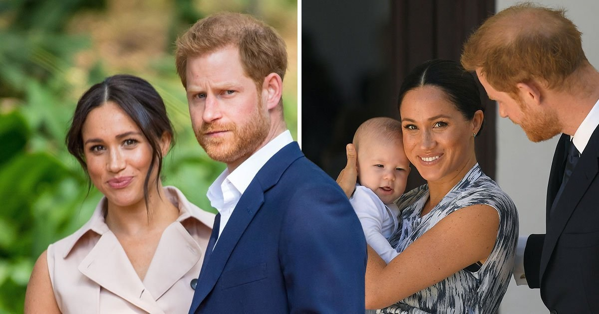 Meghan's privacy 'invaded' over photos of son Archie as settlement reached