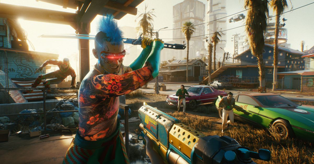 With the Cyberpunk 2077 launch and delisting Devotion, CD Projekt threw away its goodwill