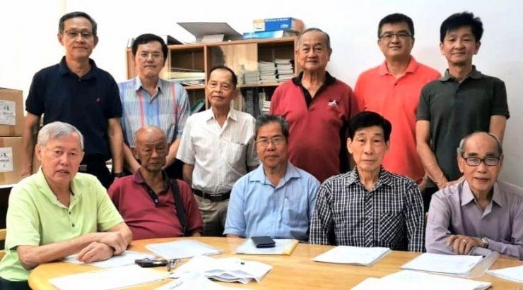 马诗华人慈善会新届理事复选 卢顺年蝉联主席