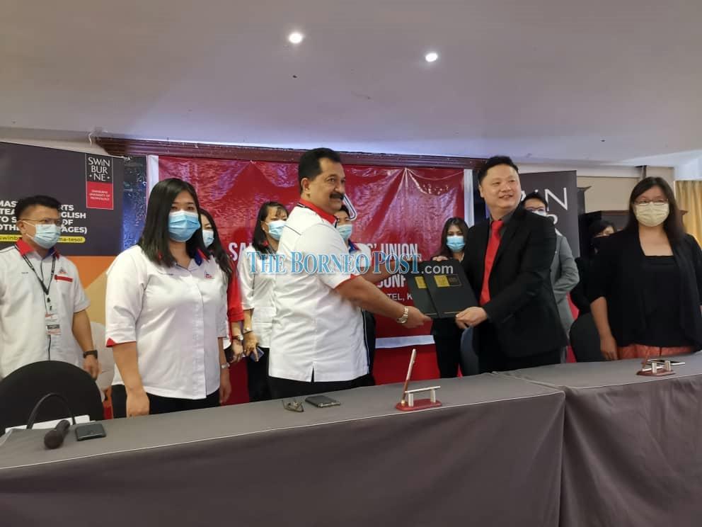 STU calls for more schools to be built in Bintulu