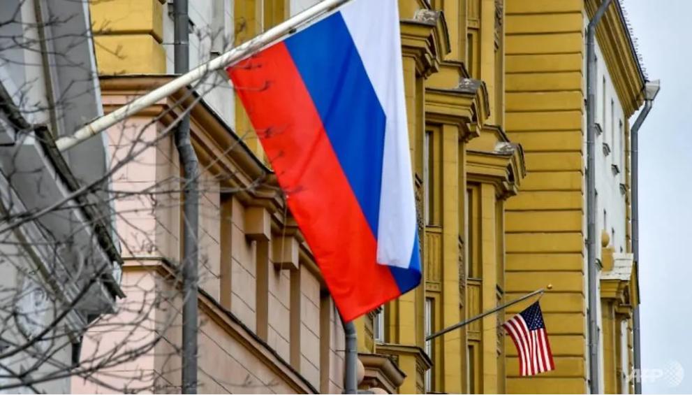 俄国宣布驱逐十名美国驻俄外交官