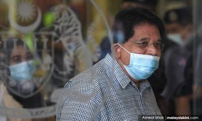 Ku Nan gets 12 months' jail, RM2m fine in corruption case