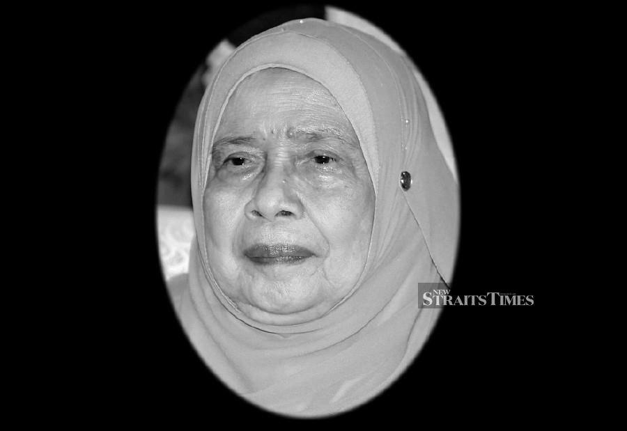Senate conveys condolences to late Tun Rahah's family
