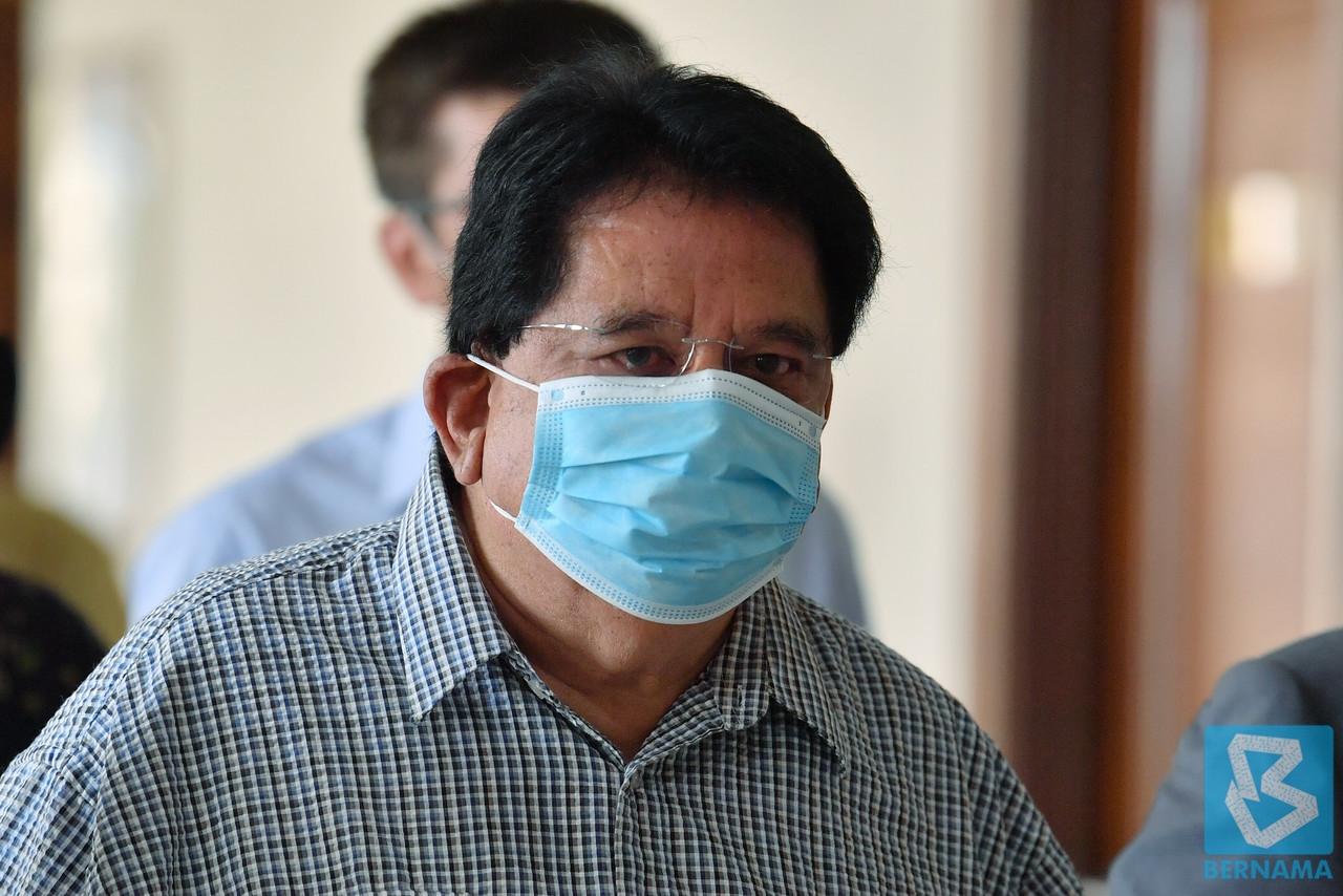 Ku Nan gets 12 months' jail, fine RM2 mln for receiving RM2 mln graft