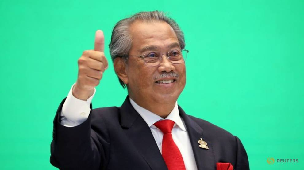 Malaysia PM Muhyiddin to be among the first in country to take COVID-19 vaccine