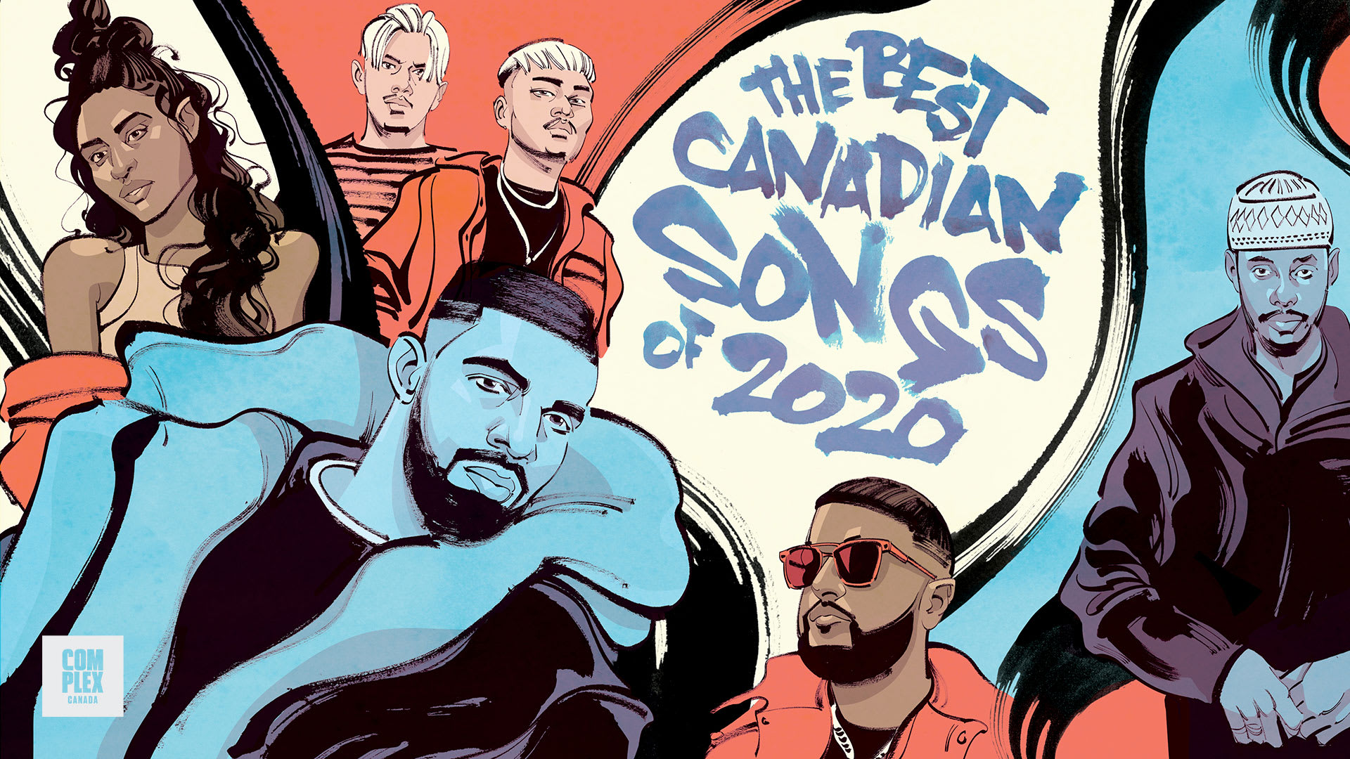 The Best Canadian Songs of 2020