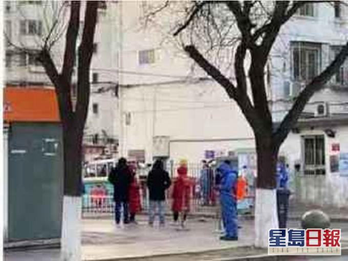 北京顺义有屋苑疑似出现新冠病例