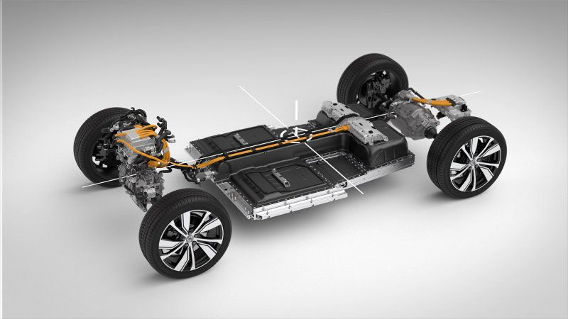 Volvo to announce upcoming compact electric car in 2021