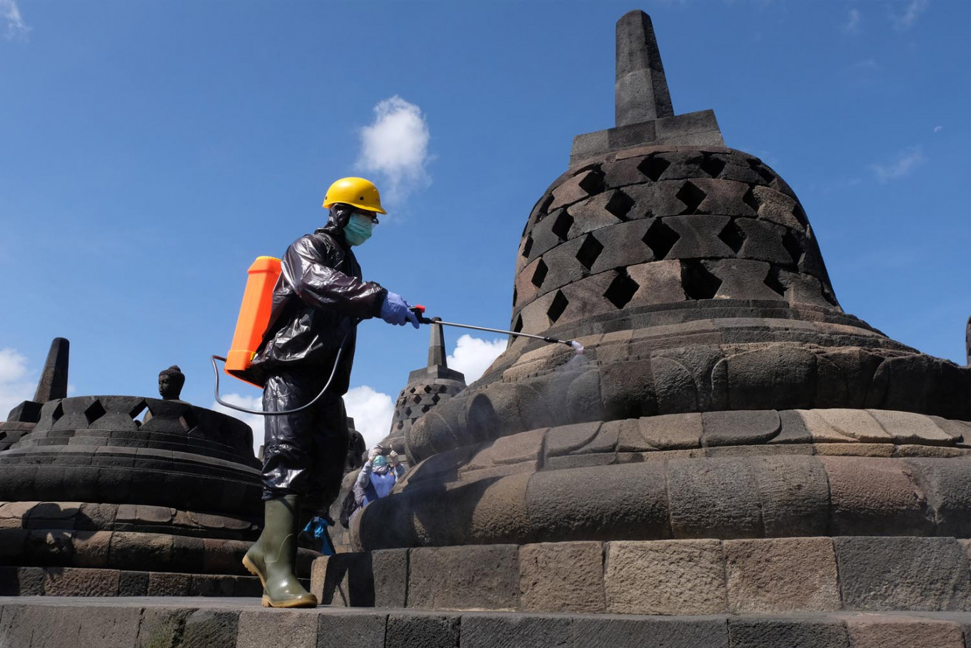 Central Java to conduct COVID-19 screening at tourist spots