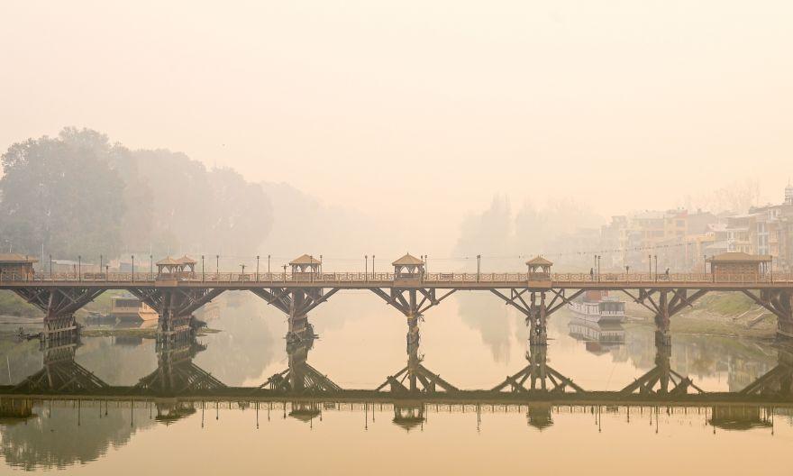 Kashmir bid to stop urban flooding claims wetland casualty
