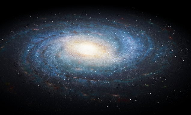 Milky Way may be full of dead aliens wiped out by their own science