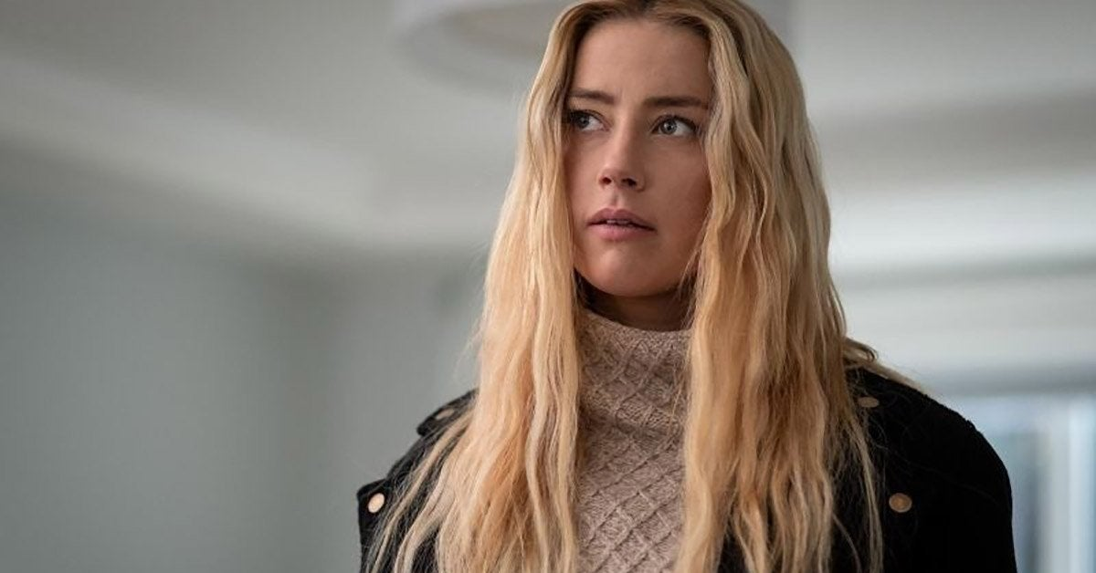 """The Stand: Amber Heard Says the Series' Vegas Scenes are """"Epic"""""""