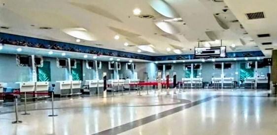 圣诞旅游好时光不再 槟机场冷寂萧瑟