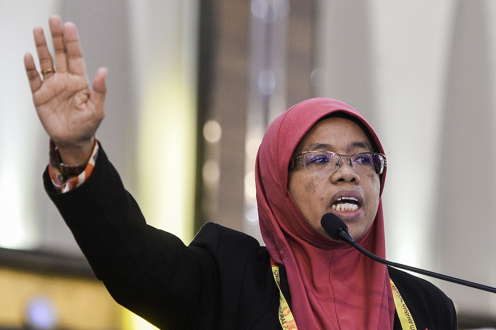 Amanah women's wing chief urges party leadership to narrow gender gap