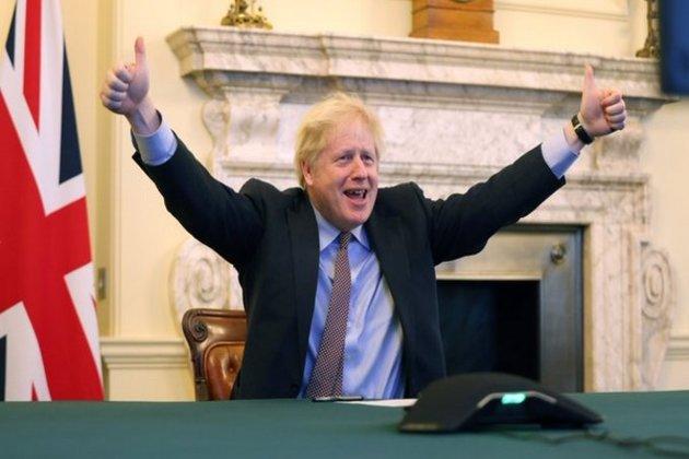 Boris Johnson to visit India in April