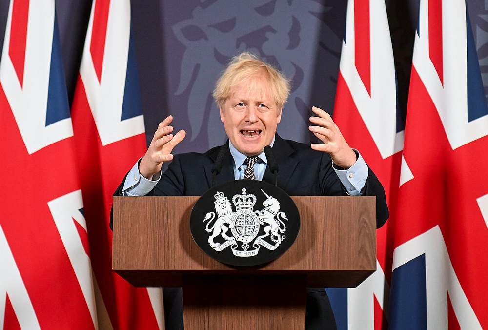 UK's Johnson to visit India at end of April as part of policy 'tilt'