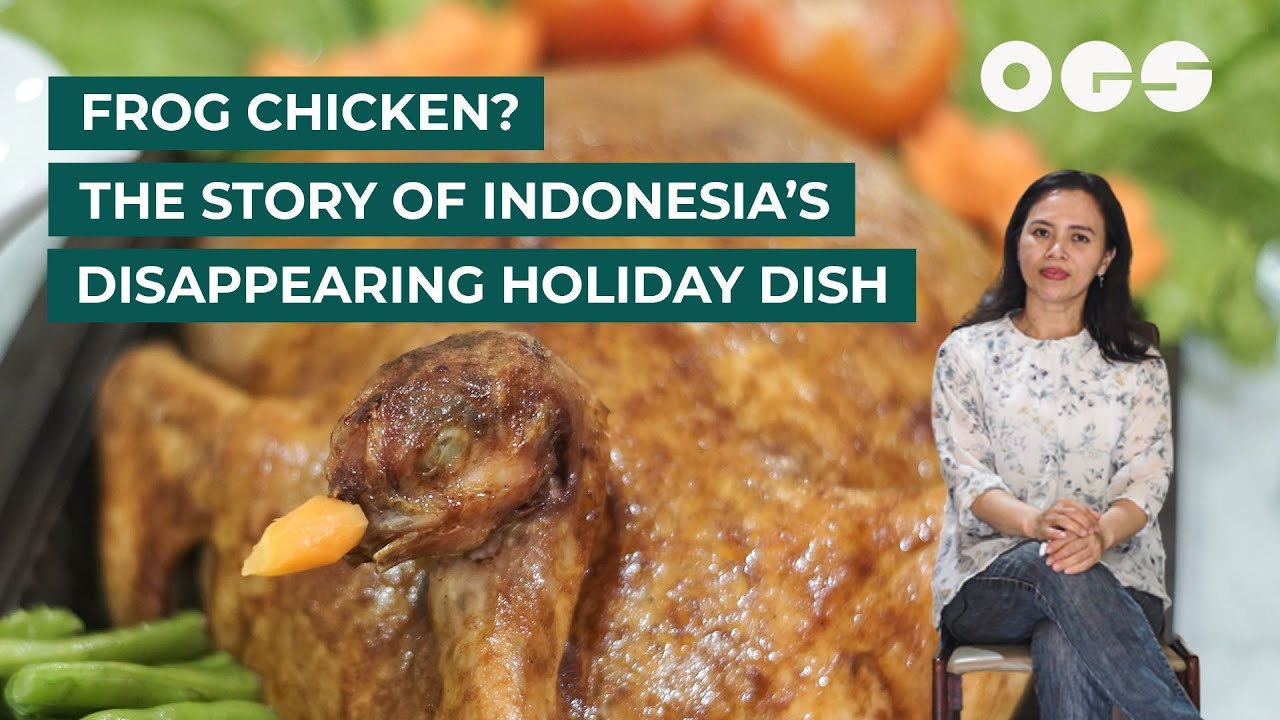 Frog Chicken? The Story of Indonesia's Disappearing Holiday Dish