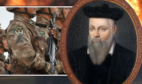 Nostradamus 2021 predictions: Asteroid and 'end to all world' predicted in horror forecast