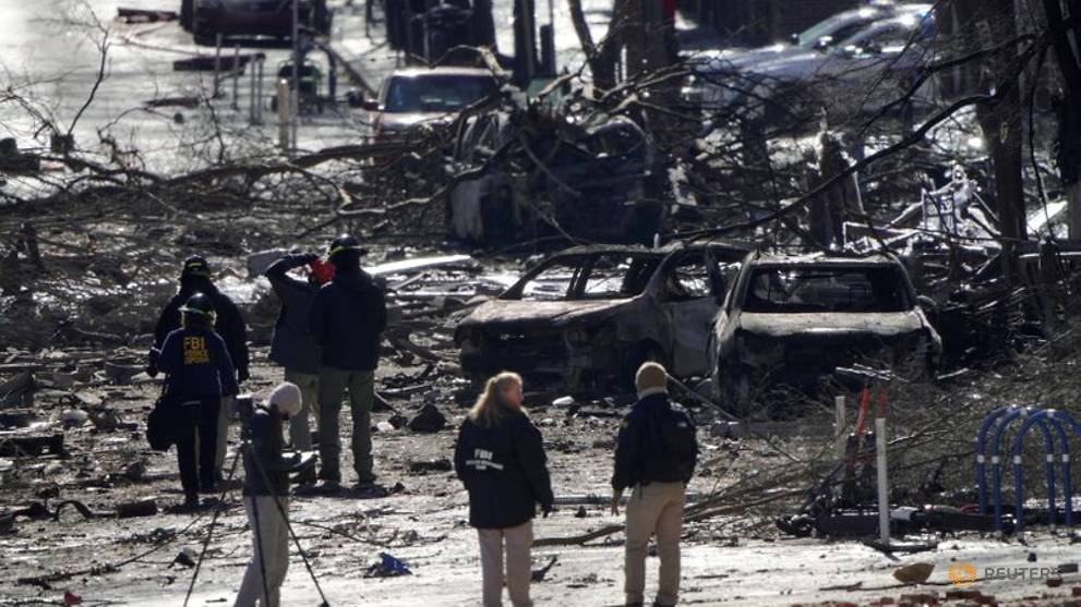 FBI visits real estate office where Nashville blast suspect worked: Reports