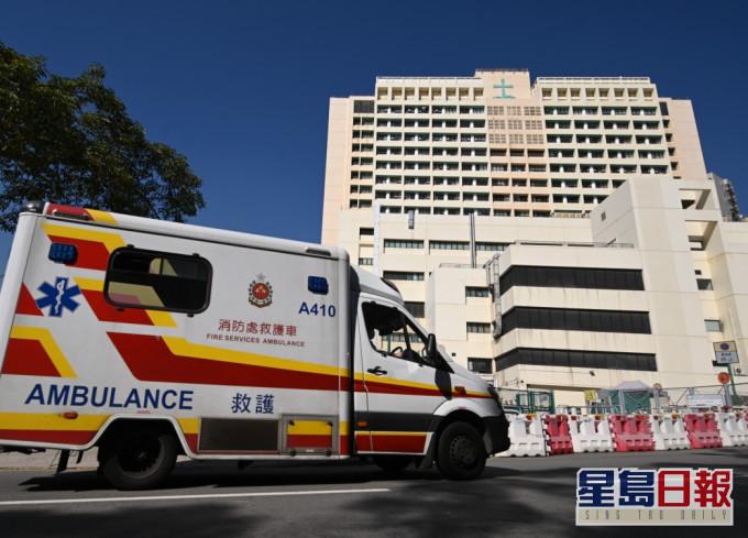 联合医院2D病房再有确诊者不治 71岁女病人染疫亡