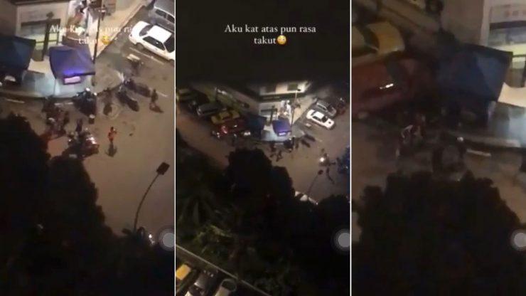 涉嫌帮派争地盘群殴 15人被逮包含在籍学生