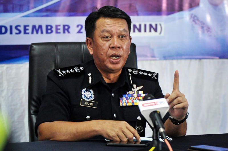 Police chief wants non-Sabahan criminals expelled