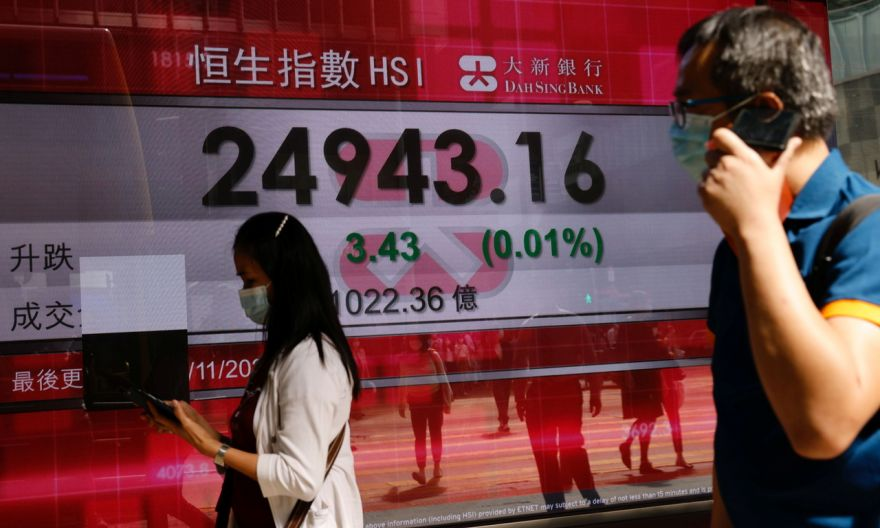 Asia investors push most markets higher but Covid-19 fears remain