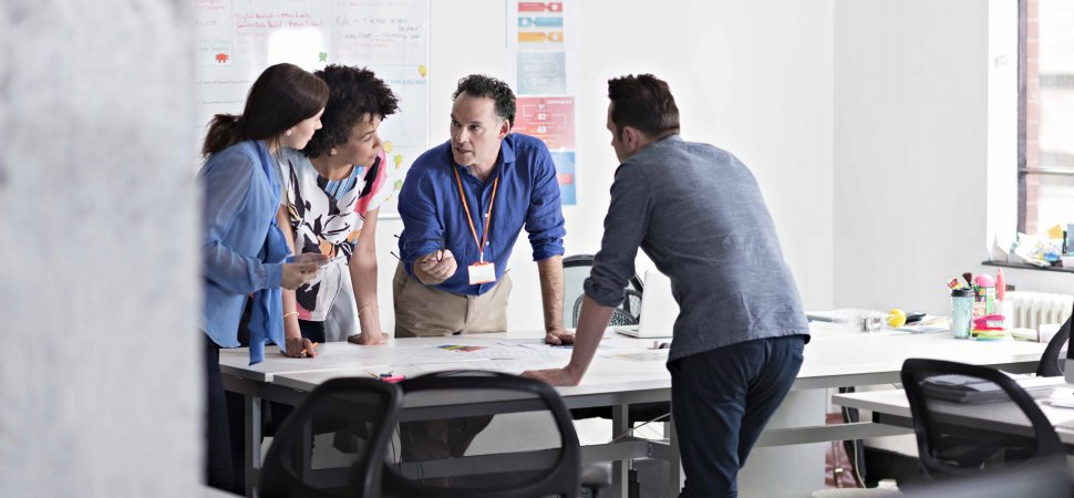 How to Use Collaborative Problem-Solving to Get to the Right Answers--Quickly