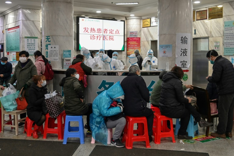 Wuhan virus cases 'may be 10 times higher than reported'