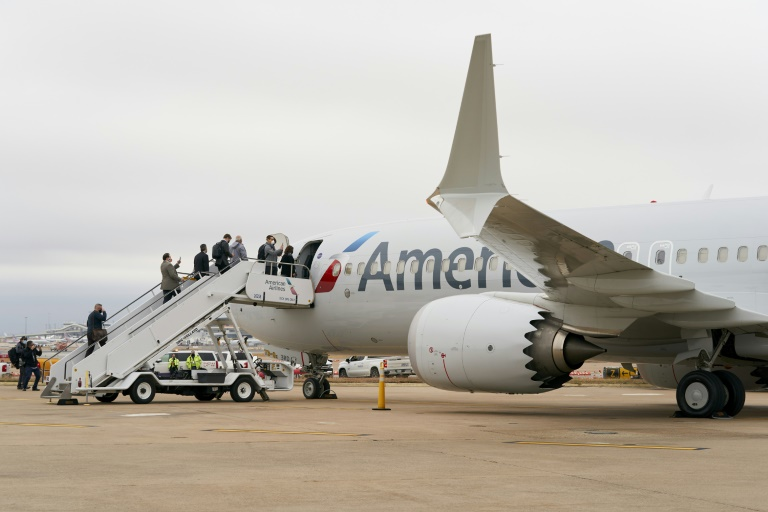 Boeing 737 MAX to return to US skies with American Airlines flight