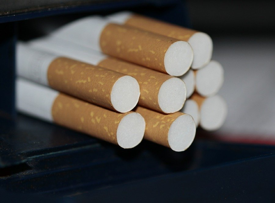 No more new import licence for cigarettes from Jan 1